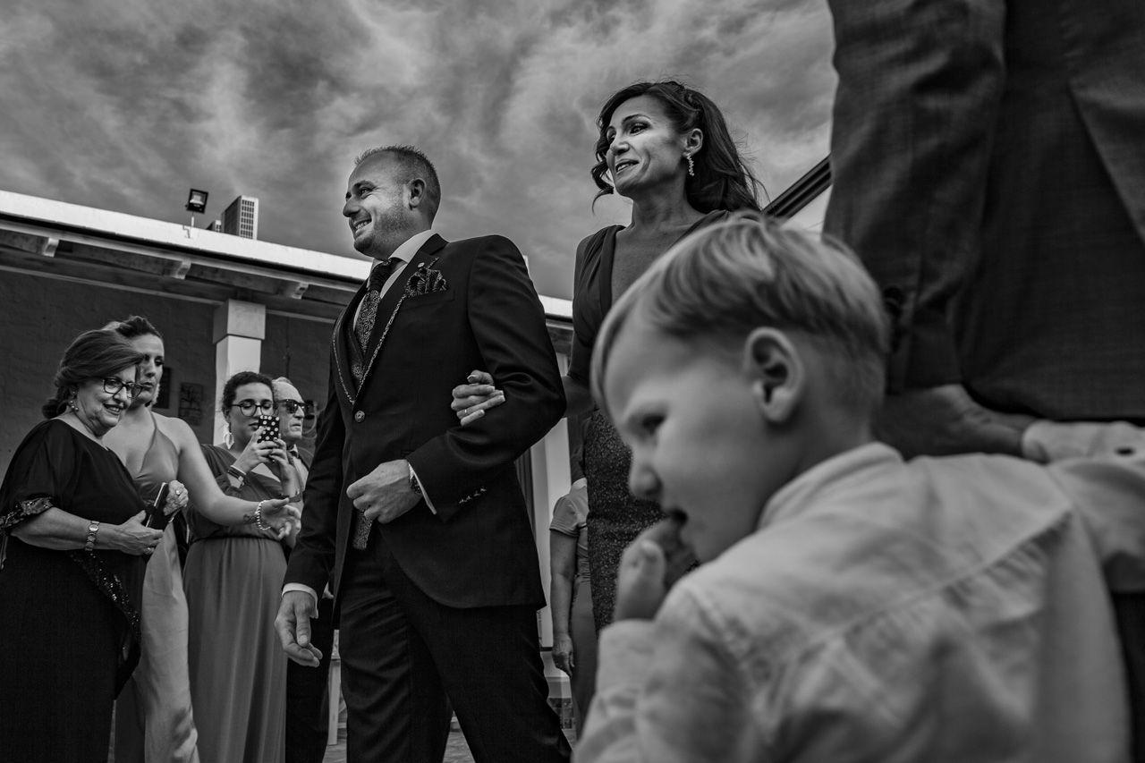 Fotografía de bodas Sevilla