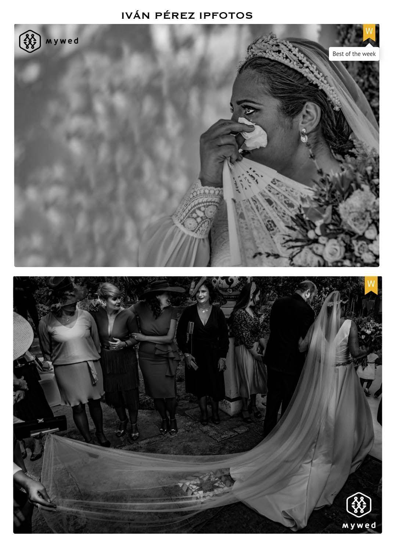 novias divertidas fotos premiadas de bodas