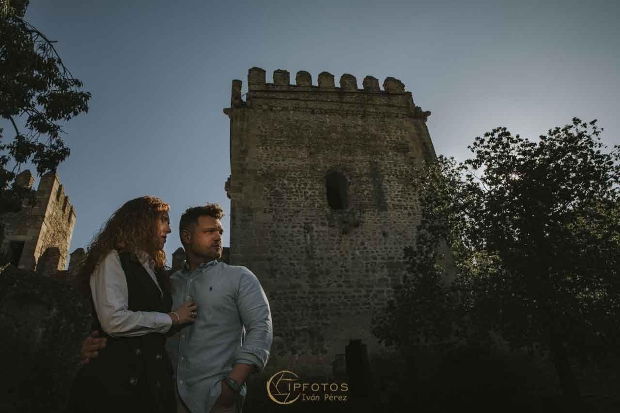 fotografo de bodas en el Coronil